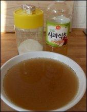 Naeng Myun ingredients