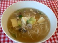 Korean Miso Soup picture