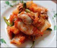Oyster Kimchi