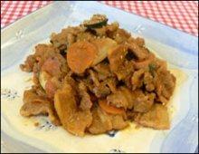 Jeyuk bokkeum Korean Food Picture