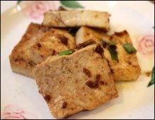 Tofu Jorim Served