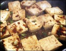 Tofu Jorim Cooking