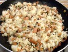 Korean Fried Rice Bokkeum Bap