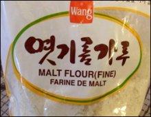 Malt Powder packet