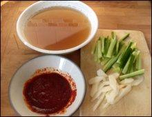 Bibim Naeng Myun sauce