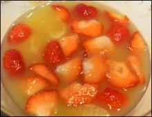 Strawberry Hwachae