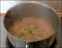 U-dong Korean Noodle