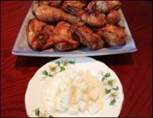 Chicken Mu