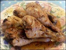 Bulgogi Chicken Legs