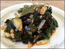 Seaweed Side dish