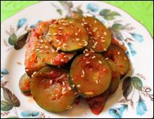 Spicy Hobak Jorim
