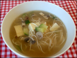 bean curd korean bean curd miso soup this miso soup is prepared miso ...