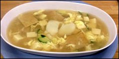 Egg soup - Korean Soups